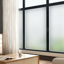 Adesivi per finestre rimovibili Privacy Pellicola adesiva statica glassata