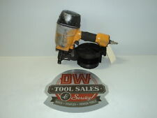 Bostitch Coil Nailer Nail Gun (USED) WIRE WELD 15 DEGREE COIL