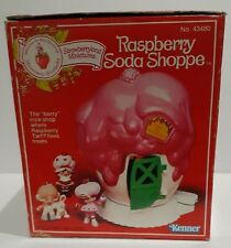 Vintage Strawberry Shortcake Raspberry Soda Shoppe Mip