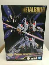 Metal Build Strike Freedom Soul blue Ver. NYCC 2019 Event Item Exclusive