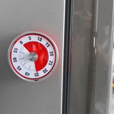 Baldr B8002 60Min Alarm Kitchen Timers Mechanical Twist Countdown Magnetic Back