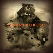 OneRepublic - Native [New CD] Bonus Tracks