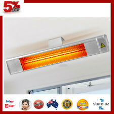 1800W Wall Ceiling Mount Infrared Panel Heater Radiant Electric Outdoor Bar
