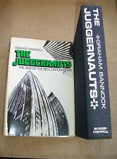 Graham Bannock, The juggernaut's The Age of Big Corporations Hardcover w/Jk 1971