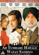 Ab Tumhare Hawale Watan Saathiyo - DVD (Akshay Kumar, Bobby Deol ...) Bollywood