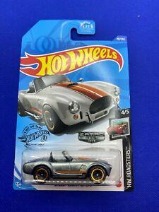 Hot Wheels Zamac Shelby Cobra 427 S/C