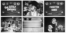 "16mm Film: THE LITTLE RASCALS ""Forgotten Babies"" (1933) SPANKY - Nice Original"