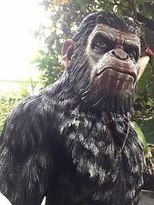 1/2 Caesar Planet of Apes Model Figure Unpainted Unassembled Resin Kit 41cm Tall