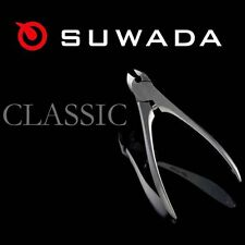 Suwada Classic L Nail Clippers (With Storage Case), Made in Japan
