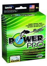 New! Power Pro Spectra Fiber Braided Fishing Line, Hi-Vis Yellow, 1 21100500150Y