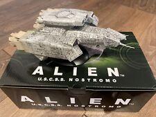 More details for u.s.c.s.s nostromo ship - alien - eaglemoss - boxed - limited edition