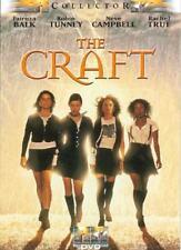The Craft (Dangereuse Alliance) avec Neve Campbell - DVD Édition Collector