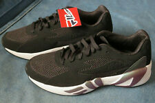 Fila Men's Mindblower Phase Shift Black/Phase Shift/White Sneakers Shoes Size 12