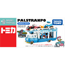 Takara Tomy Disney Motors Donald Duck PALS TRANPO Transporter Truck Toy Car New