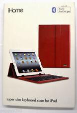 Étuis, housses et coques rouge pour tablette Apple iPad 2