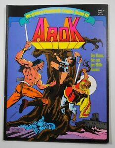 Comic - AROK Band 30 - Der Baum der aus der Hölle kommt - ehapa Verlag 1984