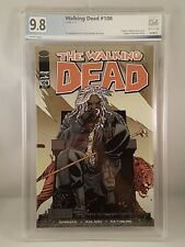 The Walking Dead #108 PGX 9.8 - 1st Appearance of Ezekiel and Shiva Like CGC