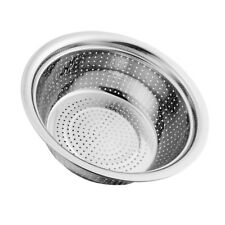 Rice Washer Strainer Colanders Cleaning Vegetable Fruit Pasta 32cm