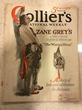 COLLIER'S Magazine October 8 1927. Rare Antique Illustrated Weekly Publication.