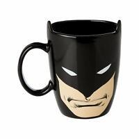 DC Comics Batman Face 16 oz Sculpted Coffee Mug