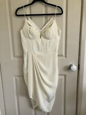 Zimmermann Dress Size 2 White