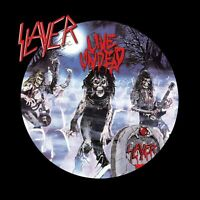 SLAYER - LIVE UNDEAD/HAUNTING THE CHAPEL NEW VINYL RECORD