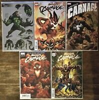 Absolute Carnage #3 Includes Codex Variant, Young Guns, Lim, Connecting and More