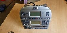 2009 JAGUAR X TYPE 2.0 FACELIFT RADIO CD PLAYER AND CLIMATE CONTROL PANEL