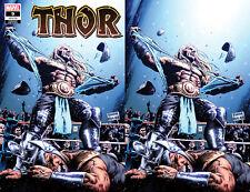 Thor 9 Valerio Gangiordano WWE WWF Hulk Hogan Shirt Rip Homage Virgin Variant