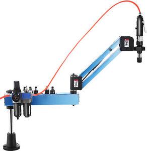 Vertical Pneumatic Tapping Drilling Machine Radius 1000mm Horizontal Automatic
