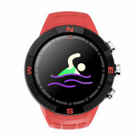 F18 Outdoor Sports Smart Watch GPS Compass Tracker Fitness Heart Rate Monitor
