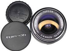 Topcon Black RE Auto-Topcor 28mm f2.8  #1413514