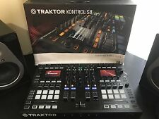 Native Instruments TRAKTOR KONTROL S8 (IMMACULATE)