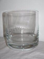 1 Glayva Liqueur Sturdy Hotel Quality Glass Originally Made Leith Scotland 9cm H