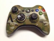 Official Microsoft Xbox 360 Wireless Camouflage VG Controller - Camo