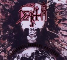Death-Individual Thought Patterns-Deluxe 2 CD NUOVO