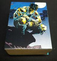1992 Marvel Wolverine Complete Base Trading Card Set  #1-90 Comic Image Marvel