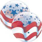 "Patriotic Balloons Patriotic Bubble Balloon 22""  Veterans"