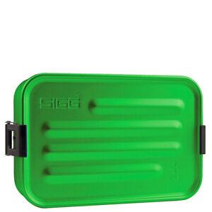 SIGG Metal Lunch Box Plus Small Green
