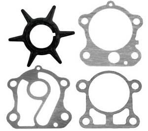 Impeller (vergleich OE-Nr.: 6H3-44352-00) für Yamaha 25J, 25Q, 50G mit Dichtung