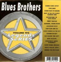 BLUES BROTHERS Karaoke CDG 17 Songs SOUL MAN Gimme Some Lovin SWEET HOME CHIGAGO