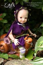 Enchanted Kreature Kits~Tully the Brownie by Lauren Jaimes~Blank Vinyl Doll Kit
