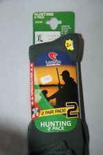 LORPEN - Pack 2 paires chaussettes Chasse / Peche -  XL - 47 - 50 neuf (b)