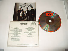 COMMODORES -ROCK SOLID -11 TRACK EARLY PRESS CD-1988 cd Polydor