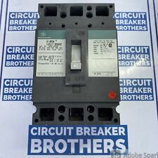 GE THED THED136040 40 Amp 600 Volt 3 Pole GREEN Circuit Breaker-Warranty