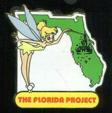 WDW Florida Project Tinker Bell Disney Pin 84344