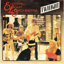 "Electric Light Orchestra-Twilight / Julie don't live here / 7""Single von 1981"