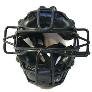 Vintage Black Rawlings Catchers Face Mask Baseball Softball Adult PWM-1