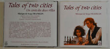 OST - TALES OF DOS CITIES - SERGE FRANKLIN CD (W164)