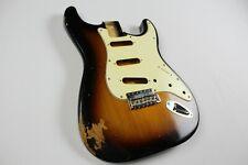 MJT Official Custom Vintage Age Nitro Guitar Body By Mark Jenny VTS Roast Burst